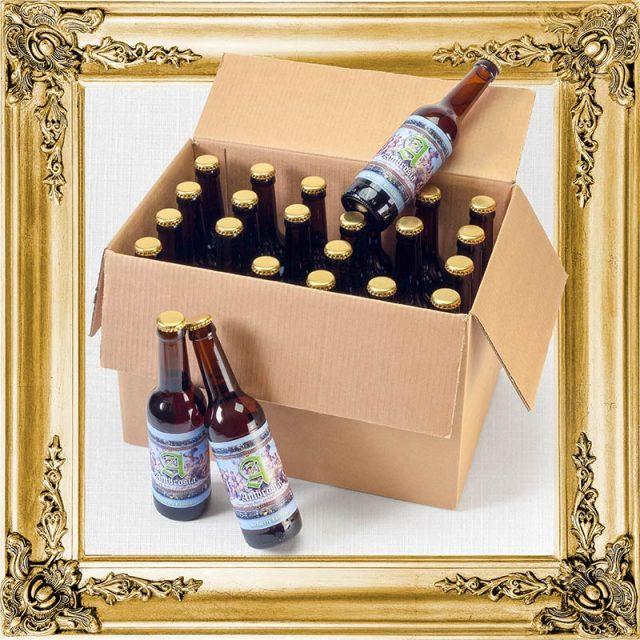 Ambrosia-Bier, 24er-Karton